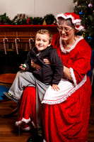 Portraits with Mrs. Clause-photos